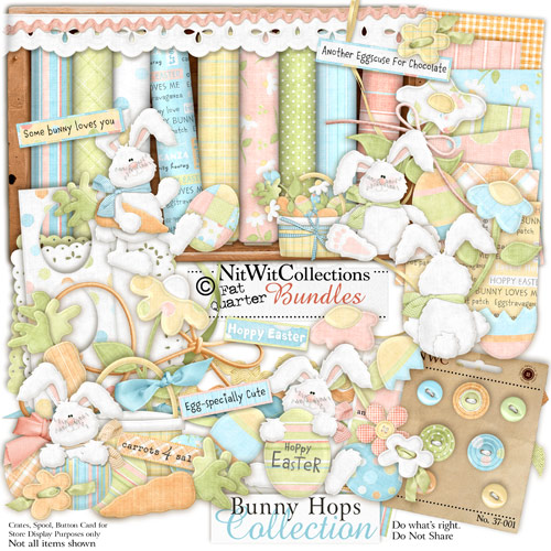 Bunny Hops Collection