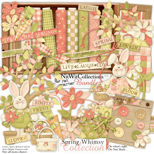 Spring Whimsy