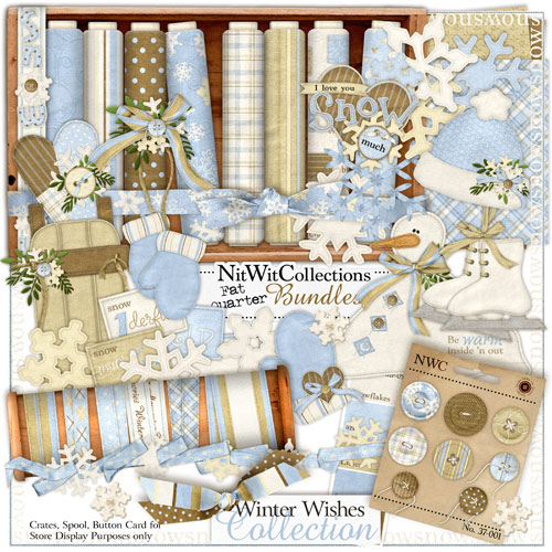 FQB - Winter Wishes Collection
